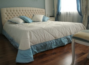 Шторы для спальни  | Студия штор Gardina Кишинев