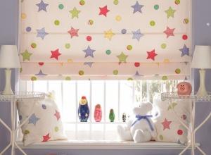 Шторы для детской комнаты студия штор Gardina
