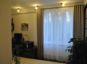 шторы на люверсах от студии штор Gardina в Кишиневе