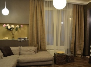 Draperiile pentru sufragerii si living-uri