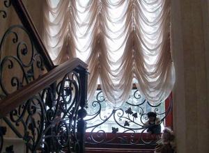 Австрийские французские и лондонские шторы от студии штор Gardina Кишиневе
