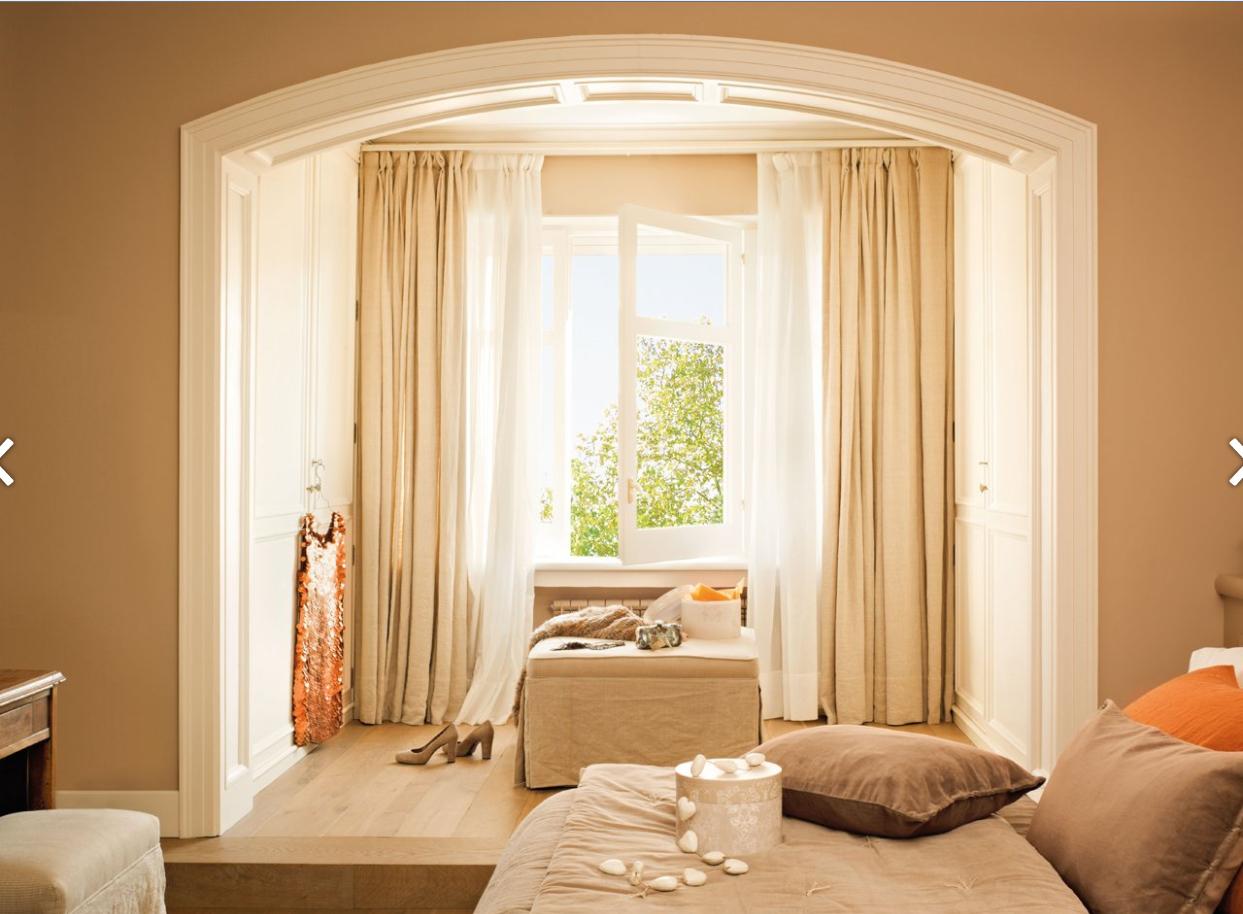 Дизайн штор в интерьера